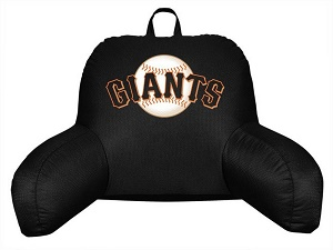 Sports Coverage MLB Bedrest Pillow